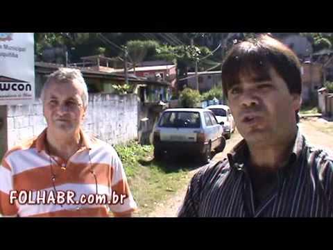 Rua Roque de Moraes na Favela do paquinha no Governo Cida Maschio veja em Publicado a 05/05/2011