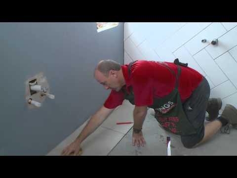 How To Lay Floor Tiles – DIY At Bunnings