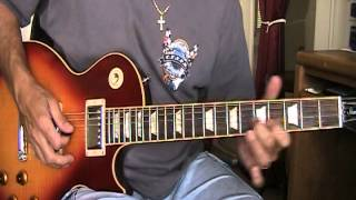 Tonight - April Wine (Guitar Cover)