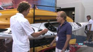 Elie Kayaks at Outdoor Retailer w/ Antoine Elie