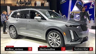 2020 Cadillac XT6 – Redline: First Look – 2019 NAIAS