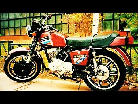 7 советских мотоциклов, которые знала и любила вся страна [ АВТО СССР #16 ]