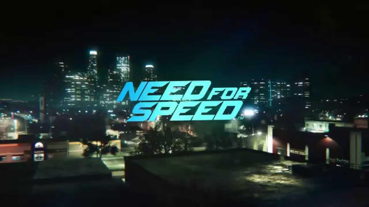 El nuevo Need for Speed sale hoy a la venta para PS4