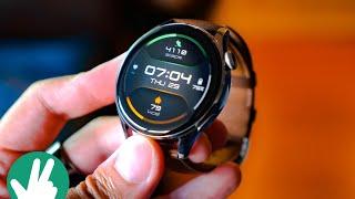 Huawei Watch 3: HarmonyOS without harmony
