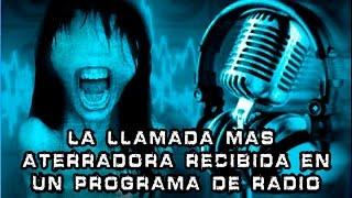 La Llamada Mas Aterradora Recibida en un Programa de Radio I Pasillo Infinito