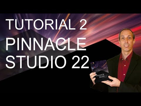 Tutorial n. 2 Pinnacle Studio 22  #Pinnacle #Tutorial