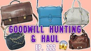 GOODWILL HUNTING & HAUL EP. 222