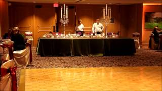Sujata and Brett - ONE EPIC WEEKEND - Firestone Country Club - September 14th 2013 - Akron Ohio
