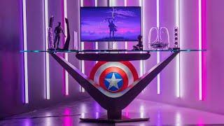Dream Desk - The Ultimate Avengers Setup! (2019)