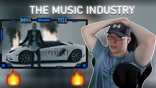 (BOSS OR TOSS) Tom Macdonald - [The Music Industry]  - REACTION