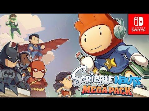 scribblenauts-mega-pack-preview--return-to-gotham-nintendo-switch