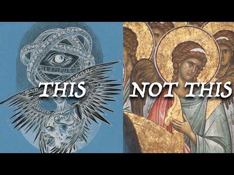 Wat zijn engelen eigenlijk echt?!