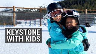 Our Family Ski Vacation in Keystone Colorado