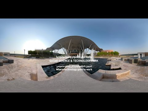 A 360°Look at Qatar Science and Technology Park