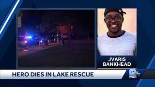Man being called a hero for saving two people at McKinley Beach