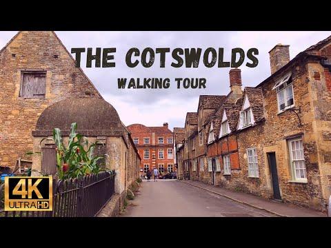 Caminata por Los Cotswolds, Inglaterra