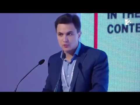 NEW  Владислав Жуковский на Экономическом форуме.новое 2016