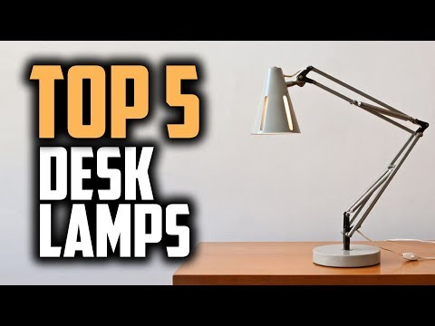 Best Desk Lamps in 2018 – Which Is The Best Desk Lamp?