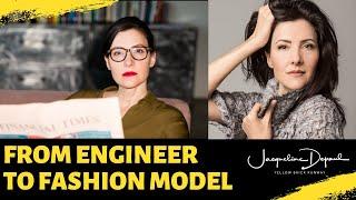 Starting Modeling at 38 - Walking in Fashion Week at 50 | Yellow Brick Runway