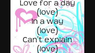 Jordan Pruitt In Love For A Day Lyrics