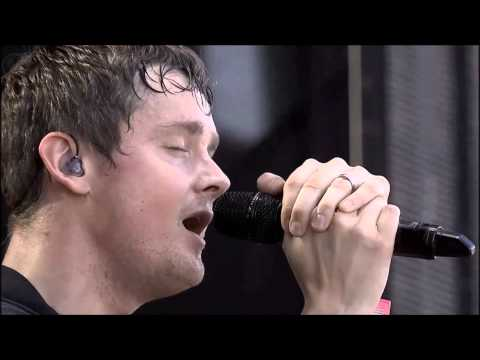 Keane - Crystall Ball Live @ Lollapalooza Chile 2013