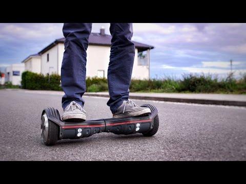 Fortbewegung der Zukunft? Hoverboard Review! (OxBoard) – felixba