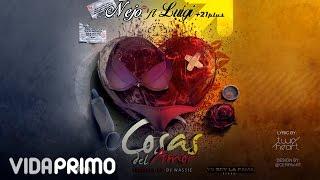 Ñejo - Cosas del Amor ft. Luig 21+ [Lyric Video]