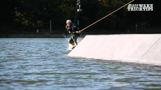 #1 Cablepark Wakeboard Intermediate – Frontside boardslide