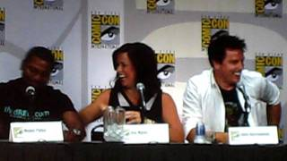 Eve Myles' American Accent and Torchwood Sex Scenes