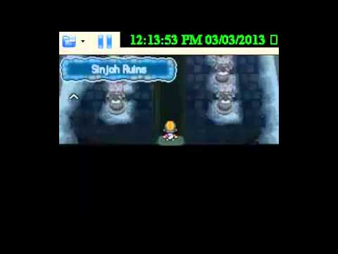 Download Pokemon Soul silver-How to get Arceus&Dialga,Palkia and Girantina Mp4 HD Video and MP3