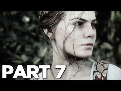 A PLAGUE TALE INNOCENCE Walkthrough Gameplay Part 7 - THE PATH (PS4 Pro)