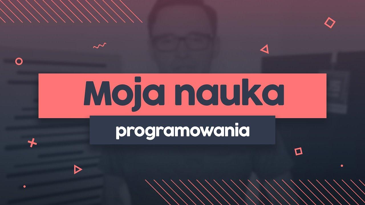 Jak uczyłem się programowania? | Przeprogramowany vLog v0.0.44 cover image