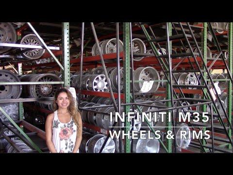 Factory Original Infiniti M35 Wheels & Infiniti M35 Rims – OriginalWheels.com