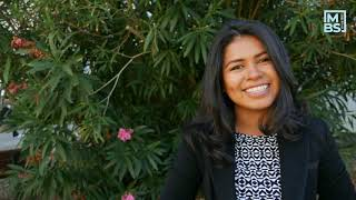 Clara, MBS international student (Bolivia) - Grande Ecole Programme