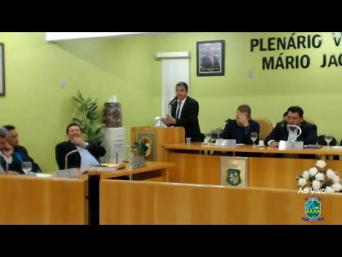 Sessão Ordinária Câmara de Jaguaruana - 31/08/2017