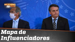 A lista com neutros, detratores e favoráveis ao governo Bolsonaro