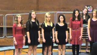 2013 12 04 WHS Treble Choir Da Pacem Domine
