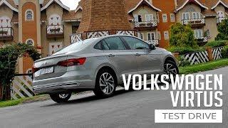 Volkswagen Virtus - Test Drive