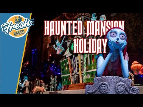 Haunted Mansion Holiday 2019 | complete POV | Nightmare Before Christmas