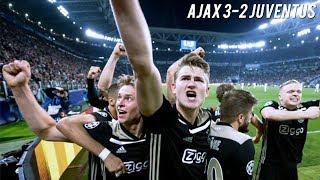 AJAX V JUVENTUS | 3-2 Cinematic Highlights | Did It Again!