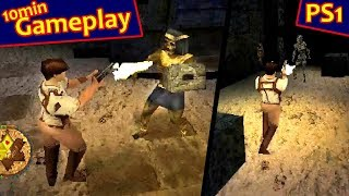 The Mummy ... (PS1) 60fps