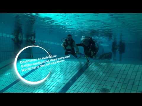 Extra investering van 82.000 euro om in het nieuwe zwembad te kunnen duiken