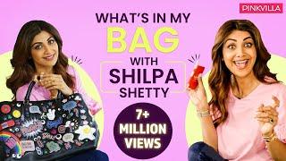What's in my bag with Shilpa Shetty Kundra | S02E09 | Fashion | Pinkvilla