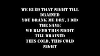 Eyes Set To Kill-Young Blood Spills Tonight