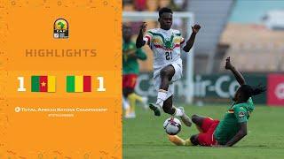 CHAN 2020 | 1er tour – Groupe A : Cameroun 1-1 Mali