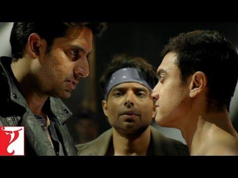 Dialogue Promo | Chor Aur Police | DHOOM:3 | Aamir Khan | Abhishek Bachchan | Uday Chopra