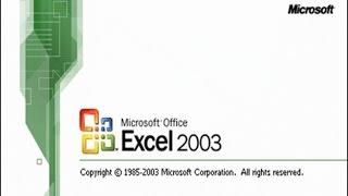 Как сделать поиск в таблице excel 2003