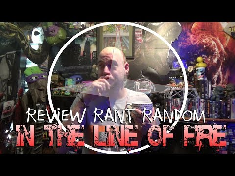 In The Line Of Fire Review Rant Random #Eastwood #Inthelineoffire