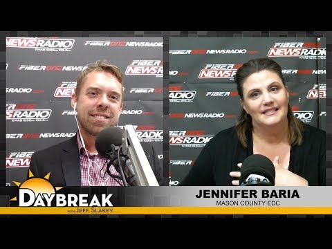 Thumbnail Image For iFiber One News Radio: Daybreak with Jeff Slakey - The Changing World of Retail – Jennifer Baria - Click Here To See