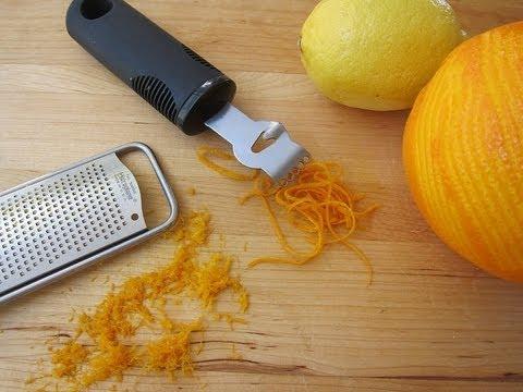 How to zest